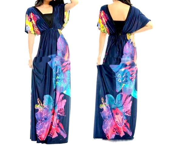 pretty_long_dress_colourful_floral_print_uk_size_12_14_dresses_2.jpg