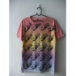 Fashion Funky Pop 80's Rock T Shirt L