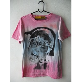 Elton Classic Pop Rock Fashion Tie Dye T Shirt M