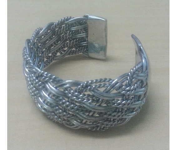 cuff_bangle_bracelets_women_silver_color_stainless_steel_rope_strand_twine_open_end_retro_vintage_bracelets_5.jpg