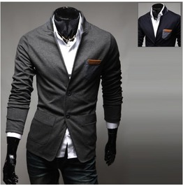 Slim Fit Cardigan Nr263 G