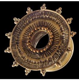 Brass Plug 4mm 20mm, Brass Ear Plug, Tribal Jewellery, Ear Tunnels, Rustic Tunnels, Tribal Tunnels, Tribu, Gauge Jewellery, Gauge Plugs