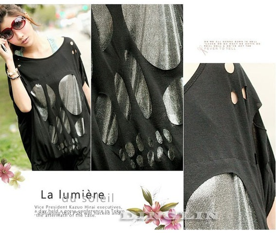 fashion_women_batwing_sleeve_sexy_casual_loose_long_skull_top_t_shirt_tee_blouse_black_white_navy_blue_shirts_8.jpg