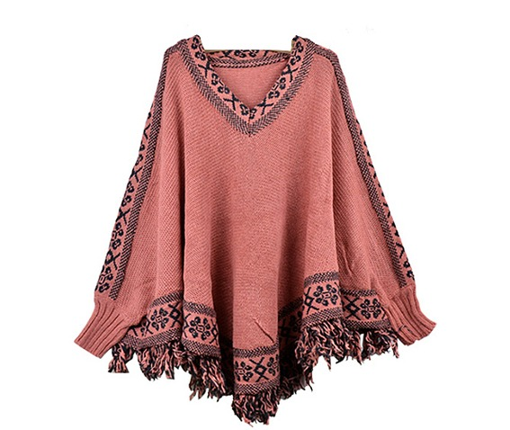 cool_salmon_pink_poncho_one_size_leggings_2.jpg