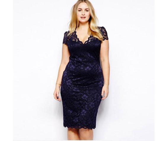 regular_plus_size_short_sleeve_v_neck_lace_dress_dresses_7.png