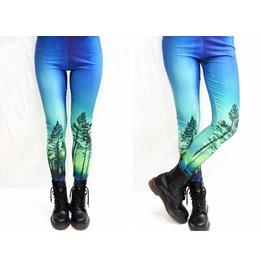Aurora Skies Leggings