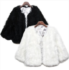 Fur Jacket Wim020 J
