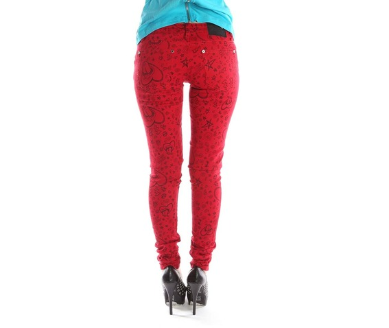 abbey_dawn_womens_mix_master_red_skinny_jeans_avril_lavigne_pants_and_jeans_2.jpg
