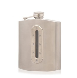 Stainless Steel Fashion Hip Flask S040