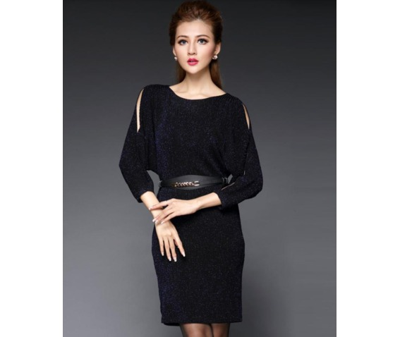 stylish_cut_out_sleeves_short_dress_dresses_10.PNG