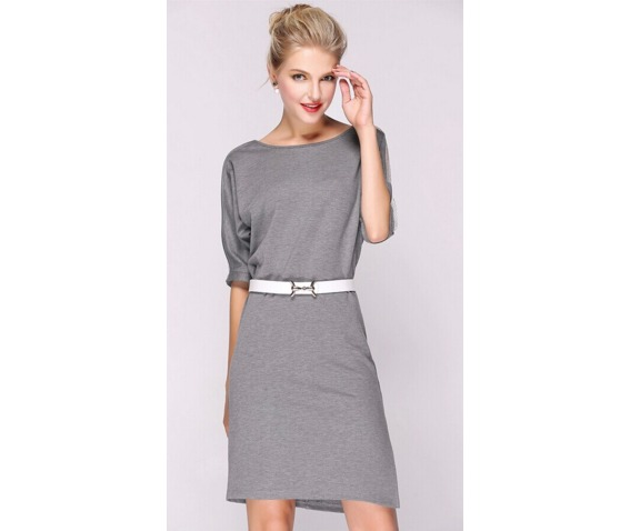 stylish_gauze_sleeves_short_dress_dresses_10.PNG