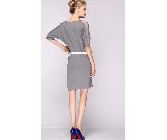 stylish_gauze_sleeves_short_dress_dresses_5.PNG