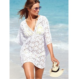 Crochet Pattern Casual Beach Wear V8
