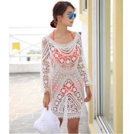 Crochet Pattern Casual Beach Wear V9
