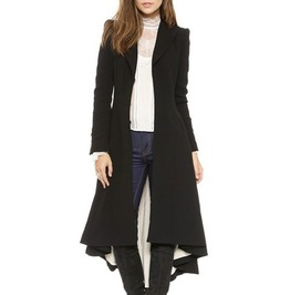 Womens Gothic Steampunk Coat