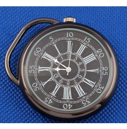 Vintage Roman Numerals Pocket Watch