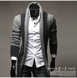 Cardigan Nr210g Color : Gray