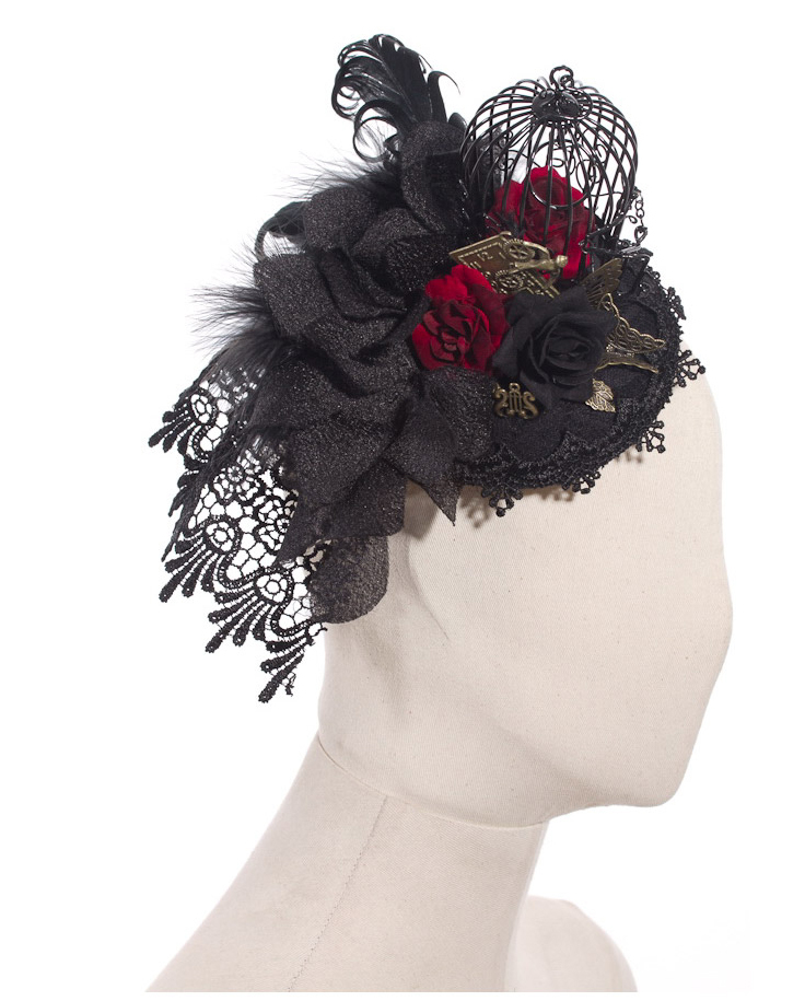 birdcage_pin_in_hat_by_red_queen_hair_accessories_3.jpg