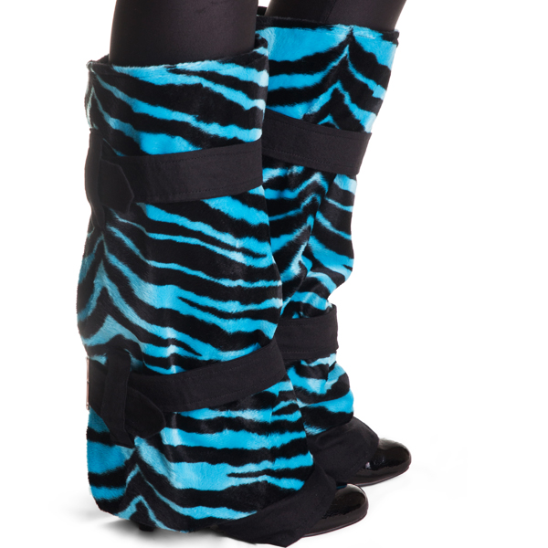 black_blue_zebra_faux_fur_boot_covers_made_italy_spats_and_leg_warmers_4.jpg