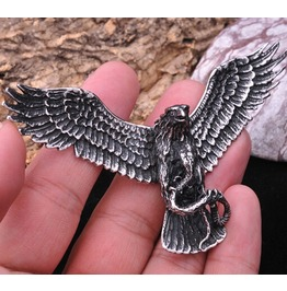 King Eagle Pendant