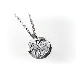 Steampunk Bdsm Pendant Birthday Anniversary Wedding Gift Man Woman Necklace