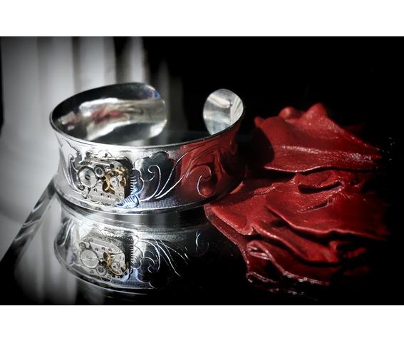 steampunk_bdsm_jewelry_cuff_bracelet_soviet_watch_birthday_wedding_gift_bracelets_5.JPG