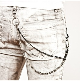 Street Edge Two Tone Chain Gadget 01