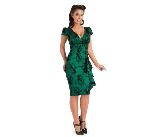 voodoo_vixen_womens_emerald_peacock_pencil_dress_dresses_2.jpg