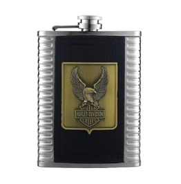 Eagle Stainless Hip Flask S053