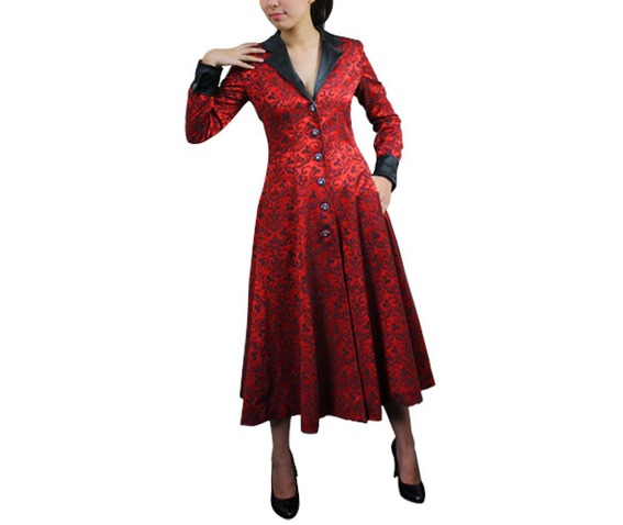 brocade_spring_coat_regular_plus_sizes_red_black_37360_cs_coats_5.jpg