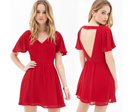 sexy_backless_v_neck_short_red_dress_dresses_5.PNG