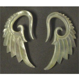 Wings Pearlescent Body Jewelry Kitty's See Photos 4 Details