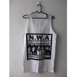 Nwa Hip Hop Pop Fashion Street Wear Tank Top