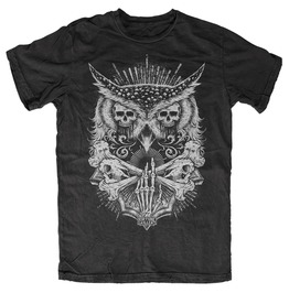 Night Watcher Mens T Shirt