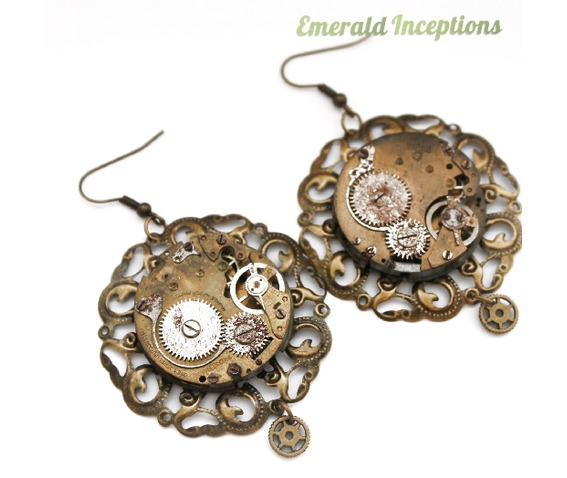 steampunk_clockwork_watch_brass_earrings_earrings_2.JPG