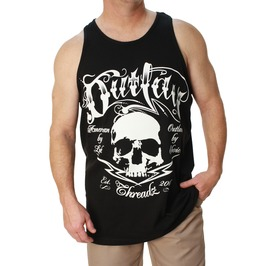 Tattoo Tank Black