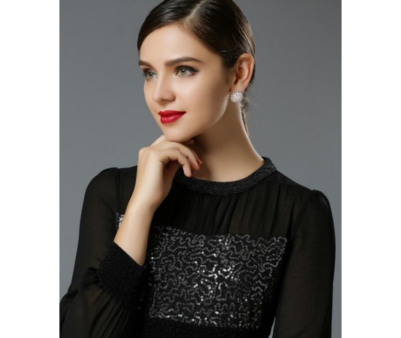 elegant_loose_fit_front_decor_black_short_dress_dresses_5.PNG