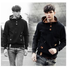 Men's 5 Colors Spring Hoodies