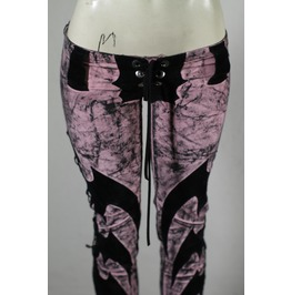 Italiano Couture Tribal Tattoo Pants