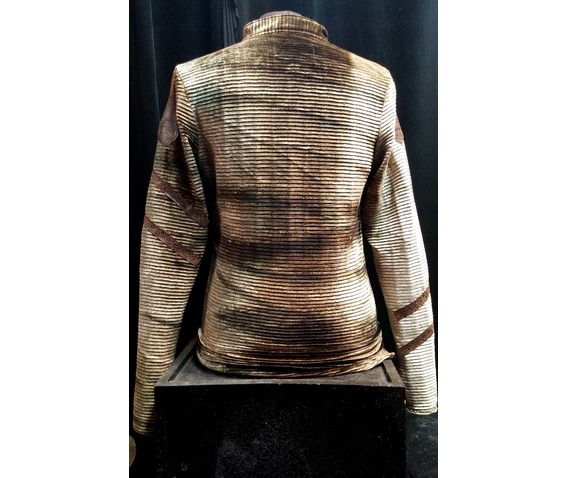 forest_metallic_lace_up_tunic_shirt_shirts_5.jpg