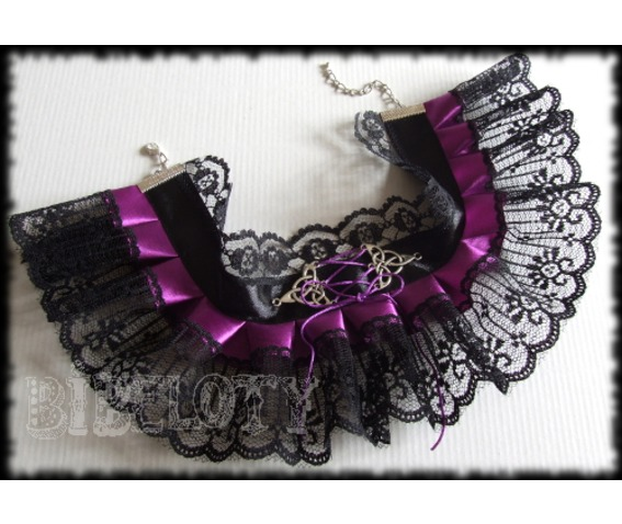 gothic_satin_choker_collar_ruff_vampire_lace_necklace_dark_wedding_necklaces_3.JPG
