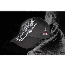 f3d6ad4a647 Black Panther Baseball Cap Guys Glam Rock Urban Wear Men Trucker Hat