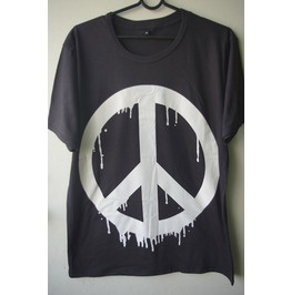 Peace Fashion Pop Rock T Shirt M