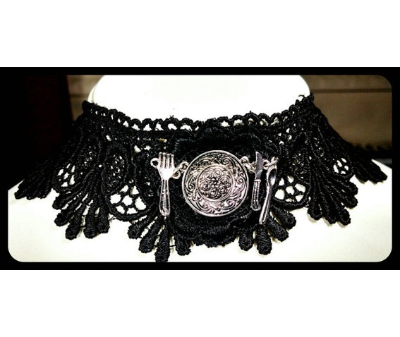handmade_antique_silver_silverware_tea_party_black_lace_choker_necklace_necklaces_6.jpg