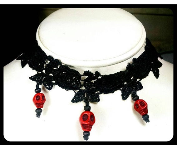 rose_red_sugar_skull_howlite_day_of_the_dead_black_lace_choker_necklace_necklaces_4.jpg