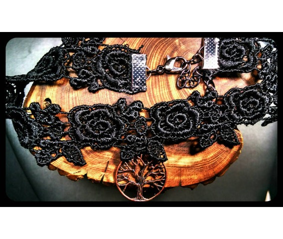 handmade_antique_copper_tree_of_life_black_lace_choker_necklace_necklaces_5.jpg