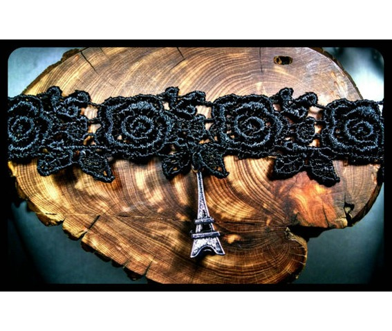 antique_silver_eiffel_tower_black_lace_choker_handmade_necklace_necklaces_5.jpg