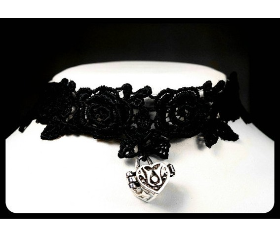 handmade_silver_heart_message_box_love_note_rose_black_lace_choker_necklace_necklaces_5.jpg