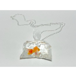 Going Forever Home, Goldfish Necklace