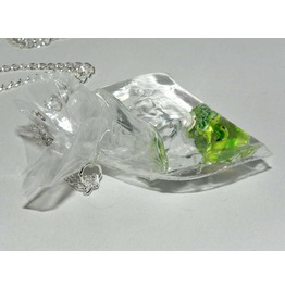 Pet Turtle, Baggie Necklace
